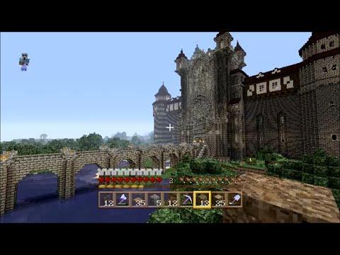 EP27 Minecraft heavenandearth Ship Yard Lumber Mill PS4 Xbox