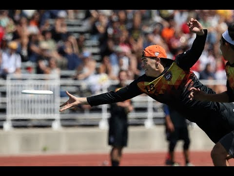 Live: AUDL San Diego Growlers vs San Francisco  Flamethrowers