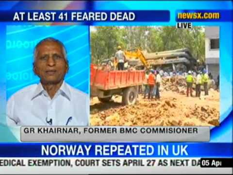 Thane Building collapse: What could have gone wrong with construction?