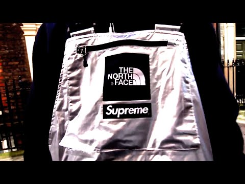 SUPREME SS18 WEEK 7 | SUPREME X THE NORTH FACE COLLAB | LONDON DROP
