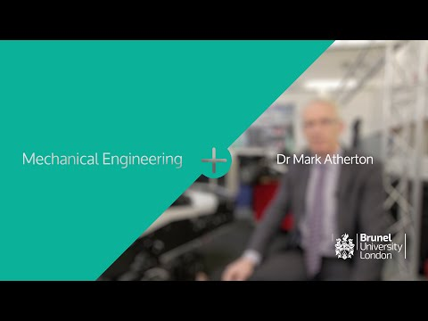 Mechanical and Motorsport Engineering BEng   Brunel University London