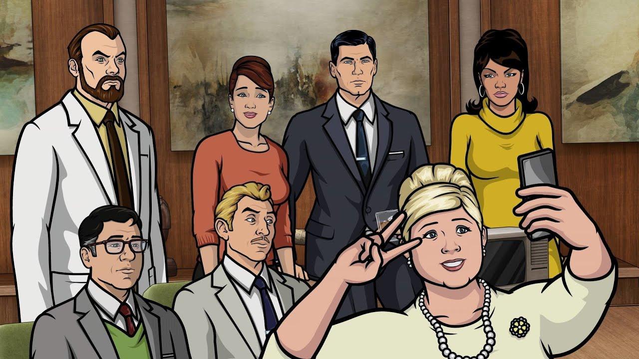 Download Best of Archer Season 6