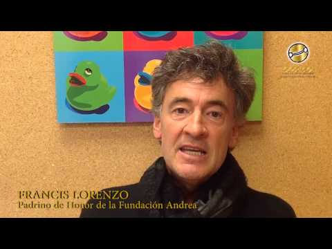 FUNDACION ANDREA   Francis Lorenzo