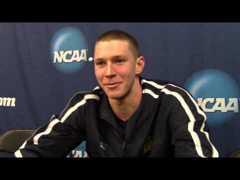Ryan Murphy, Cal (after 200 IM and 400 medley relay)