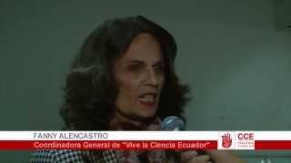 IX Congreso Ecuatoriano de Desarrollo del Talento Científico