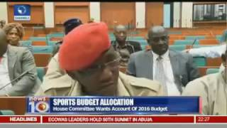 The Funds Were Properly Spended - Nigerian Sports Minister, Solomon Dalung