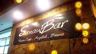 Sanaw Bar Lebanon. Жрем после 22:00 в кафе друга Эли.