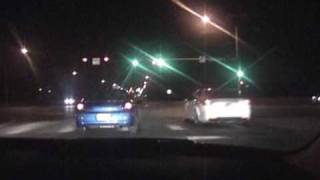 Neon srt4 vs. Pontiac G8