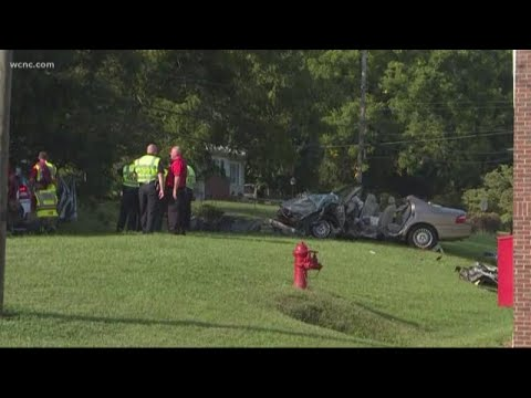 Two Airlifted To Hospital After Multi-vehicle Crash In Lenoir