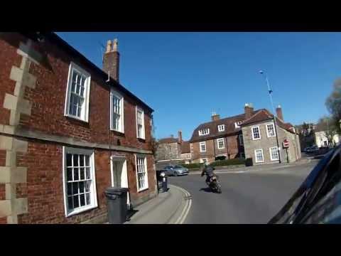 A Ride Through Warminster in Wiltshire