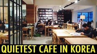 Quietest Cafe in Korea (KWOW #155)
