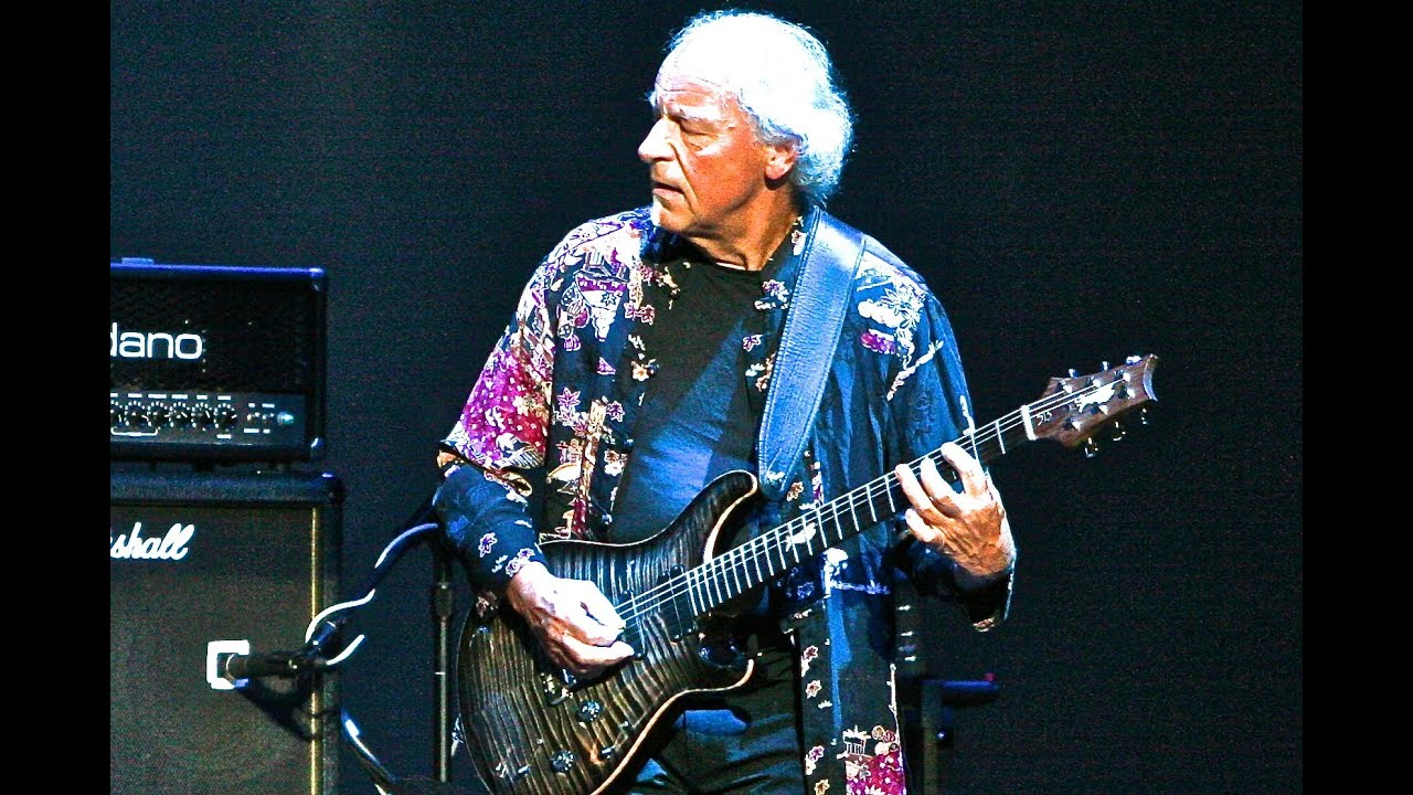 Martin Barre Martin Barre Aqualung 40th Anniversary Solo and Finale