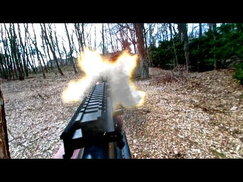 Real Life First Person Shooter [Interactive]