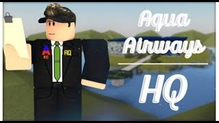 Roblox: Live Stream | Aqua Airways Conference |