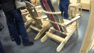 Amazing Homemade Wood Furniture