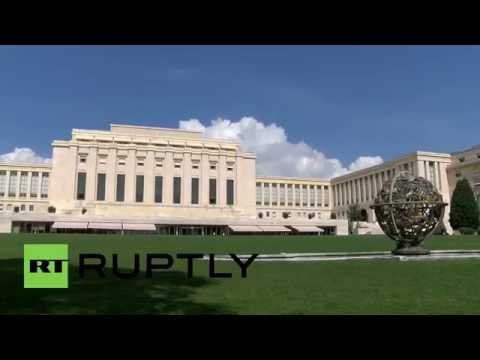 Switzerland: Syrian peace talks get underway again in Geneva