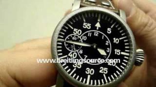 Wilson Watch Works Pilot Observer Watch