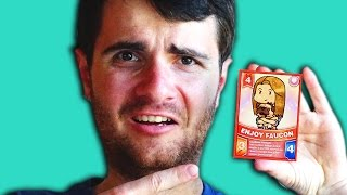 L'UNBOXING DES CARTES YOUTUBERS !
