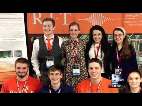 RIT on TV: Students design hyperloop for SpaceX contest