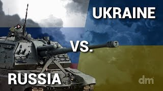 Russia vs Ukraine - Military Power Comparison 2018