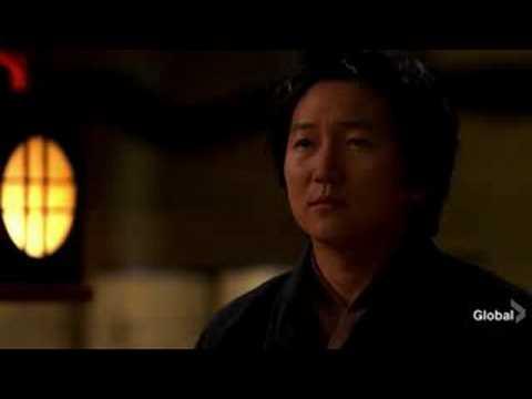 Takezo Kensei - from Heroes 2x07