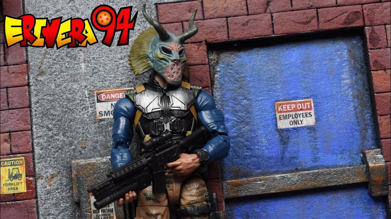 Marvel Legends Erik Killmonger Tactical Military Black Panther Wave 2 BAF M/'Baku