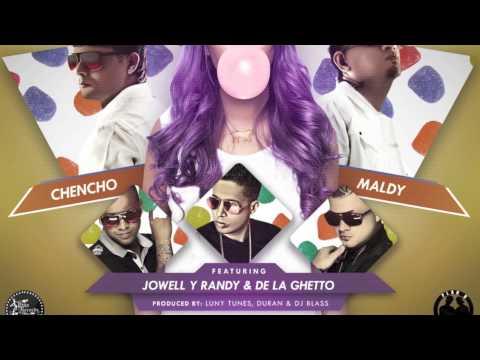 Plan B - Candy ft. Jowell y Randy, De La Ghetto (Remix) [Official Audio]