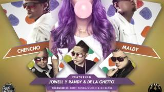 Plan B - Candy ft. Jowell y Randy, De La Ghetto (Remix) [Official Audio]