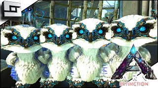 The Gift Of Life! Baby Snow Owls! ARK: Survival Evolved - E18 ( Ark Extinction Map )