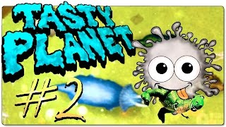 ZAMPANDOME DINOSAURIOS | TASTY PLANET: BACK FOR SECONDS | GAMEPLAY ESPAÑOL | MANUCRAFT