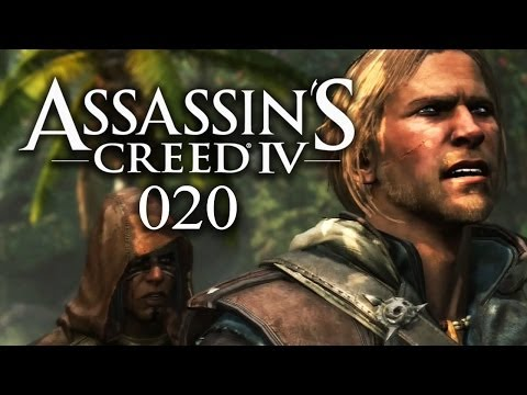 ASSASSIN'S CREED 4: BLACK FLAG #020 - James Kidd [HD+] | Let's Play Assassin's Creed 4