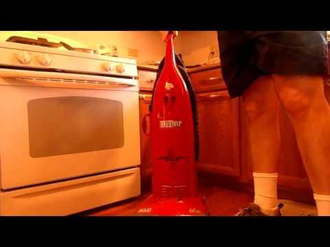 Vacuum Cleaner Bag Change