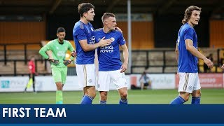 Harry Maguire Goal | Cambridge United 0 Leicester City 3