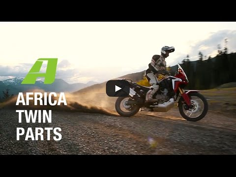 Thumbnail for Honda Africa Twin: Motorcycle Accessories from AltRider