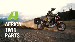 Honda Africa Twin: Motorcycle Accessories from AltRider