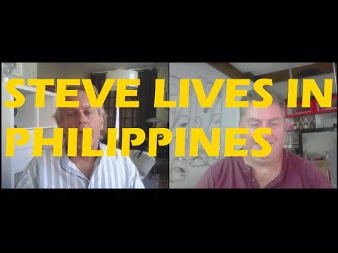 Interview of Steve Soke in Philippines Member of HoboTraveler