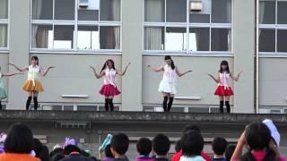 【踊ってみた】女子高生ユニット KOH'SのWonderful Rush【平成26年国府高校】