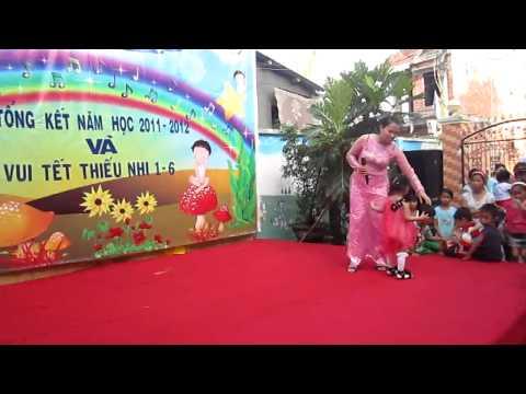 Múa hát: Cho Con - Trường mầm non Tuổi Thơ