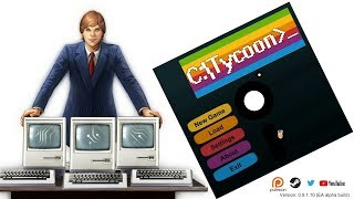 DGA Plays: Computer Tycoon (Ep. 2 - Gameplay / Let's Play)