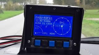 Video PA8W RDF40 Amplitude Radio Direction Finder download MP3, 3GP, MP4, WEBM, AVI, FLV Agustus 2018