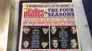 rare beatles records introducing the beatles ad back cover and more at princeton record exchange