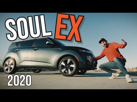 Meet Kia's Soul EX 2020