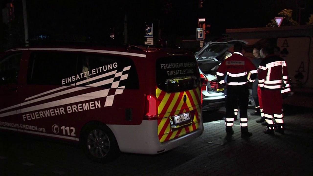 Streit Bei Hochzeitsfeier In Bremen Eskaliert Acht Personen
