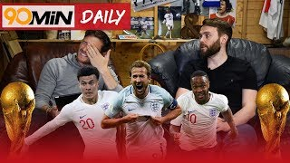 England World Cup squad announced!! | Can England win the World Cup!? | 90min Daily