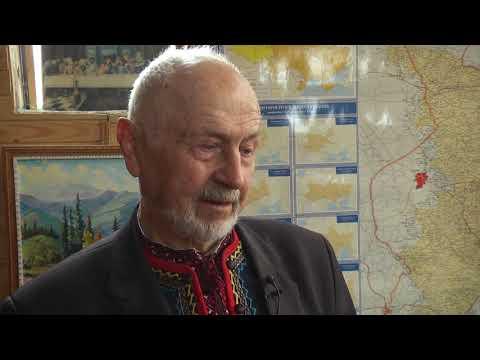 Дорогою пам'яті. Степан Криницький і Лев Мончак