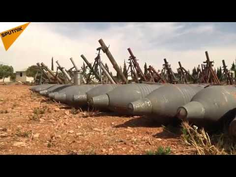 Syria: Militants' Arms Caches Reveal NATO-Made Weapons - Russian MoD