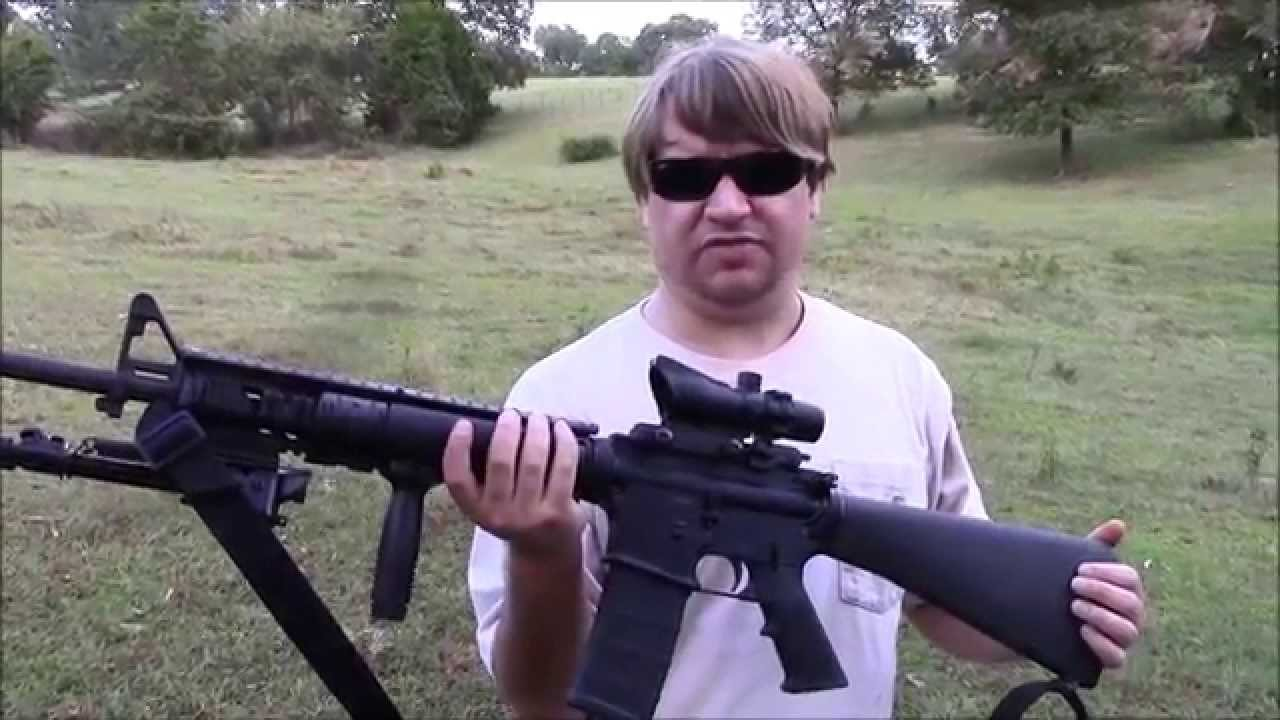 Colt Ar15a4 M16a4 Clone Project Review Youtube