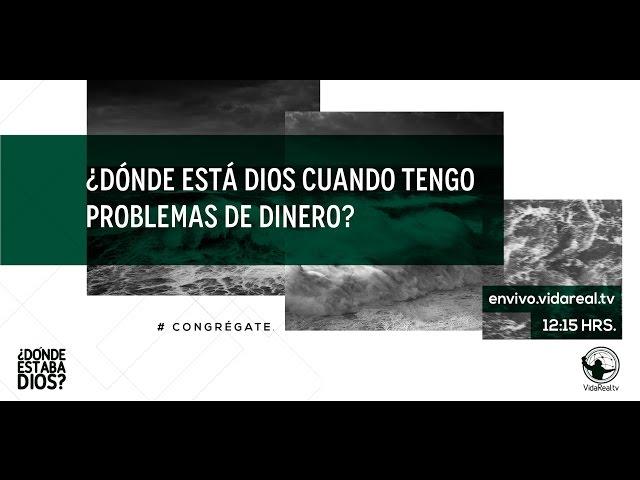 ¿Dónde está Dios cuando tengo problemas de dinero?  – Dr. Andrés Panasiuk