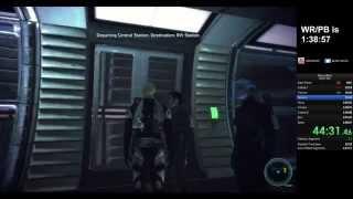 Mass Effect Any% Speedrun in 1:38:25
