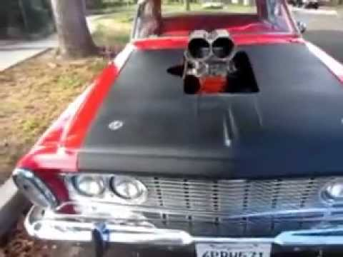 1963 Plymouth Fury 440 Magnum Engine 4 Speed Car For Sale Youtube
